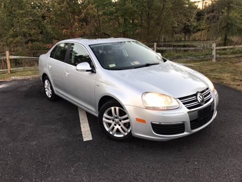 2007 Volkswagen Jetta for sale at Virginia Auto Mall in Woodford VA