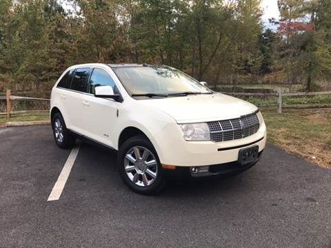 2008 Lincoln MKX for sale in Woodford, VA