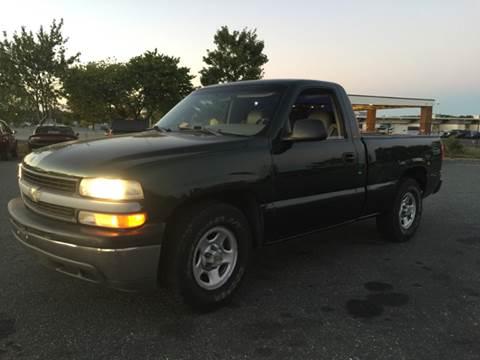 2001 Chevrolet Silverado 1500 for sale in Woodford, VA