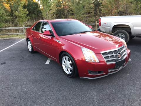 2008 Cadillac CTS for sale in Woodford, VA