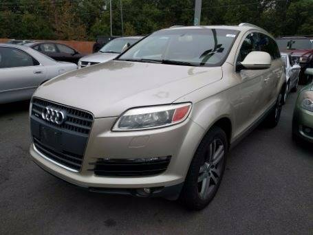 2008 Audi Q7 for sale in Woodford, VA