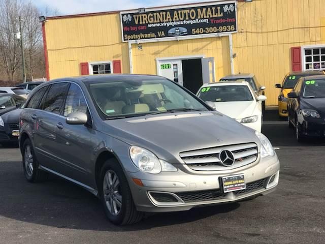 MercedesBenz RClass R In Woodford VA Virginia Auto Mall - Mercedes benz auto mall