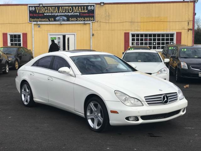 Beautiful 2006 Mercedes Benz CLS For Sale At Virginia Auto Mall In Woodford VA