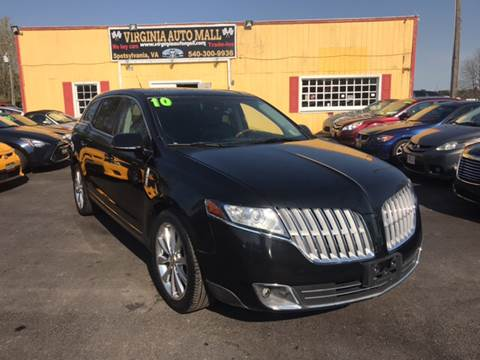 2010 Lincoln Mkt For Sale In Montana Carsforsale