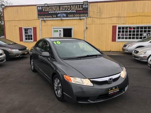 2010 Honda Civic For Sale In Woodford, VA