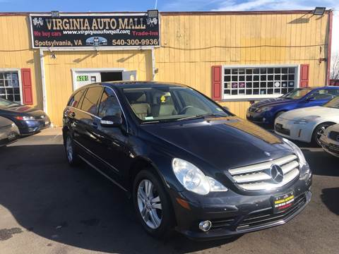 2008 Mercedes-Benz R-Class for sale at Virginia Auto Mall in Woodford VA