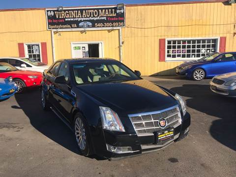 2011 Cadillac CTS for sale at Virginia Auto Mall in Woodford VA