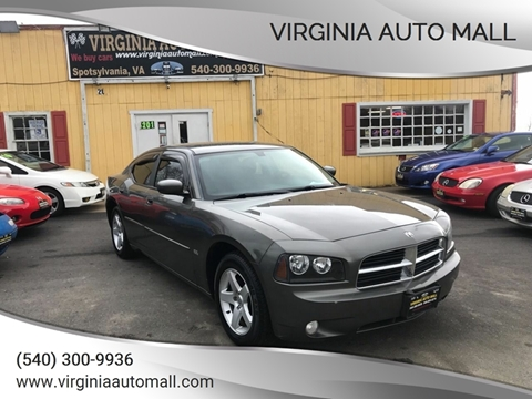 2010 Dodge Charger for sale at Virginia Auto Mall in Woodford VA