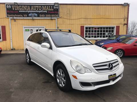 2007 Mercedes-Benz R-Class for sale in Woodford, VA