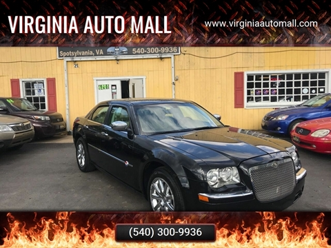 2008 Chrysler 300 for sale at Virginia Auto Mall in Woodford VA