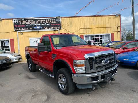 2008 Ford F-350 Super Duty for sale in Woodford, VA