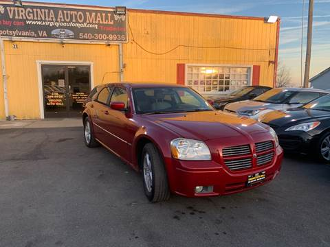 2007 Dodge Magnum for sale at Virginia Auto Mall in Woodford VA