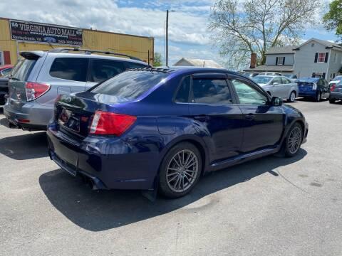 2013 Subaru Impreza for sale at Virginia Auto Mall in Woodford VA