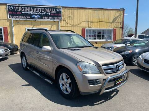 2007 Mercedes-Benz GL-Class for sale at Virginia Auto Mall in Woodford VA