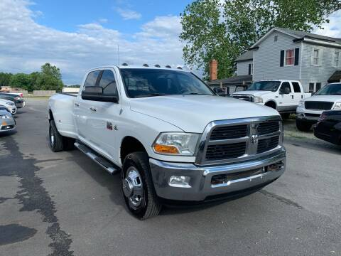 2010 Dodge Ram Pickup 3500 for sale at Virginia Auto Mall in Woodford VA