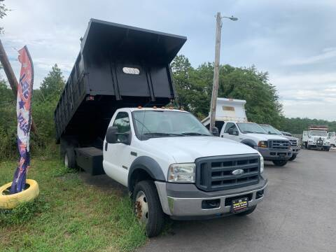 2007 Ford F-550 Super Duty for sale at Virginia Auto Mall in Woodford VA