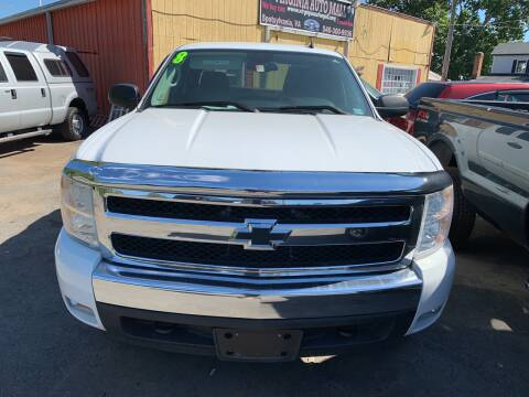 2008 Chevrolet Silverado 1500 for sale at Virginia Auto Mall in Woodford VA