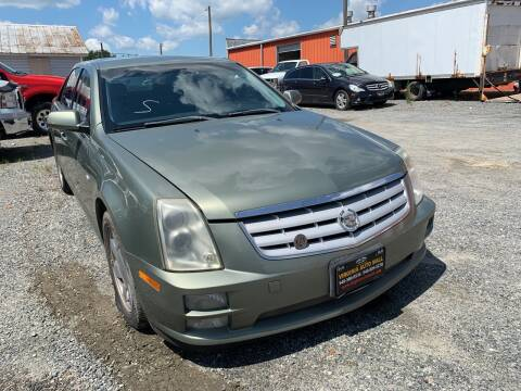 2005 Cadillac STS for sale at Virginia Auto Mall in Woodford VA
