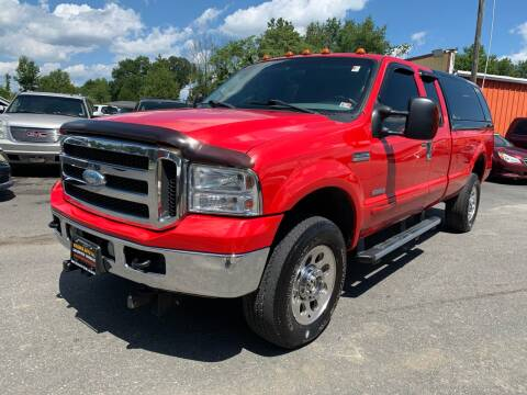 2005 Ford F-350 Super Duty for sale at Virginia Auto Mall in Woodford VA