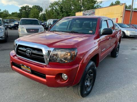 2007 Toyota Tacoma for sale at Virginia Auto Mall in Woodford VA