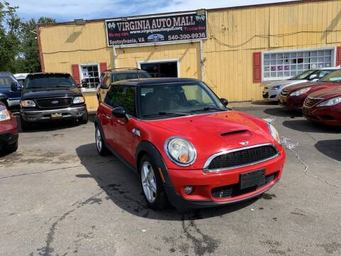 2010 MINI Cooper for sale at Virginia Auto Mall in Woodford VA