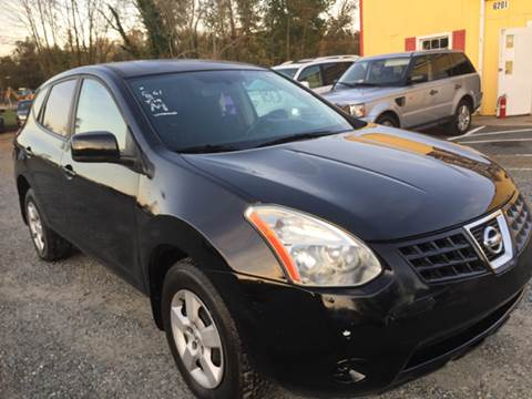 2008 Nissan Rogue for sale at Virginia Auto Mall in Woodford VA