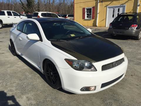 2007 Scion tC for sale at Virginia Auto Mall in Woodford VA