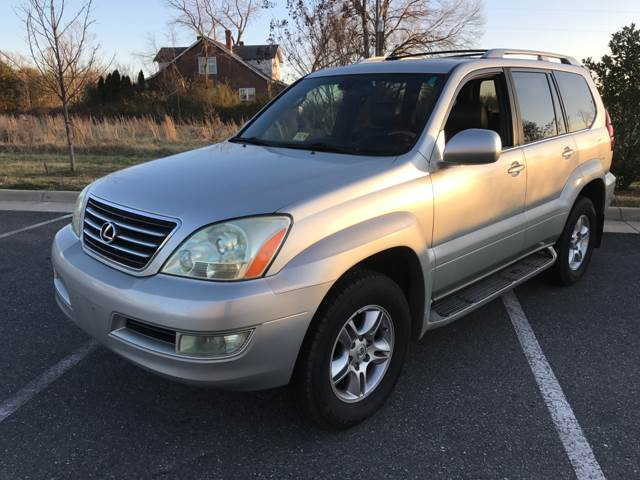 2005 Lexus GX 470 For Sale At Virginia Auto Mall In Woodford VA