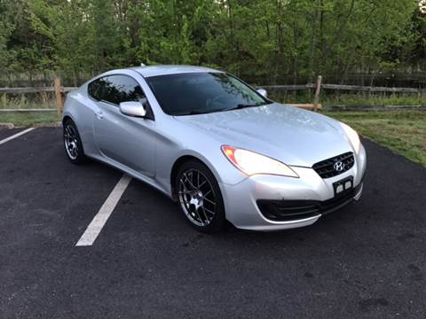 2011 Hyundai Genesis Coupe for sale in Woodford, VA