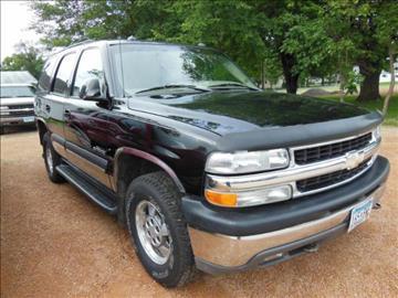 2003 Chevrolet Tahoe for sale in Arlington, MN