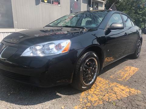 2008 Pontiac G6 for sale in Schuylkill Haven, PA