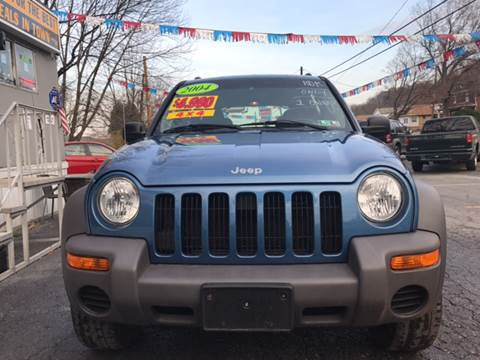 2004 Jeep Liberty for sale in Schuylkill Haven, PA