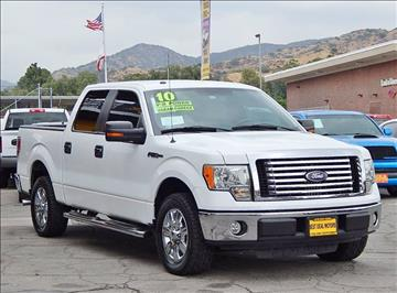 2010 Ford F-150 for sale at Best Deal Motors - Used Cars ,and Trucks for sale in Sun Valley,  Los Angeles CA