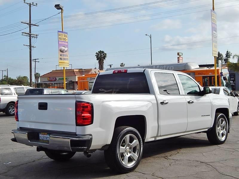 2014 Chevrolet Silverado 1500 for sale at Best Deal Motors - Used Cars ,and Trucks for sale in Sun Valley,  Los Angeles CA