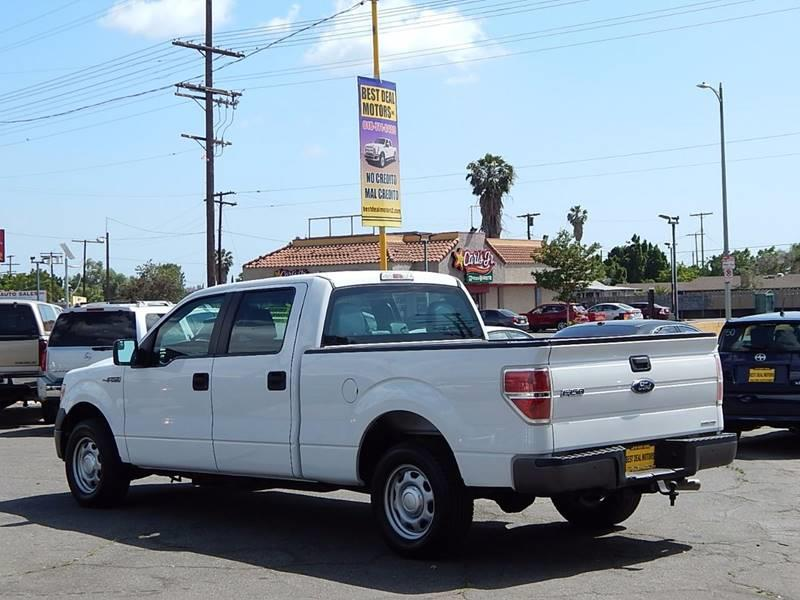 2013 Ford F-150 for sale at Best Deal Motors - Used Cars ,and Trucks for sale in Sun Valley,  Los Angeles CA