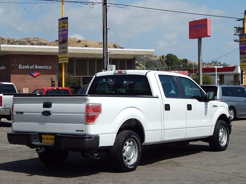 2013 Ford F-150 for sale at Best Deal Motors - Used Cars and Trucks for sale in Sun Valley,  Los Angeles CA