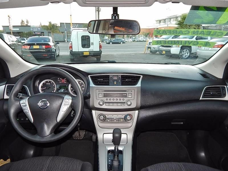 2014 Nissan Sentra for sale at Best Deal Motors - Used Cars ,and Trucks for sale in Sun Valley,  Los Angeles CA