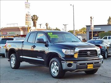 2007 Toyota Tundra for sale at Best Deal Motors - Used Cars ,and Trucks for sale in Sun Valley,  Los Angeles CA