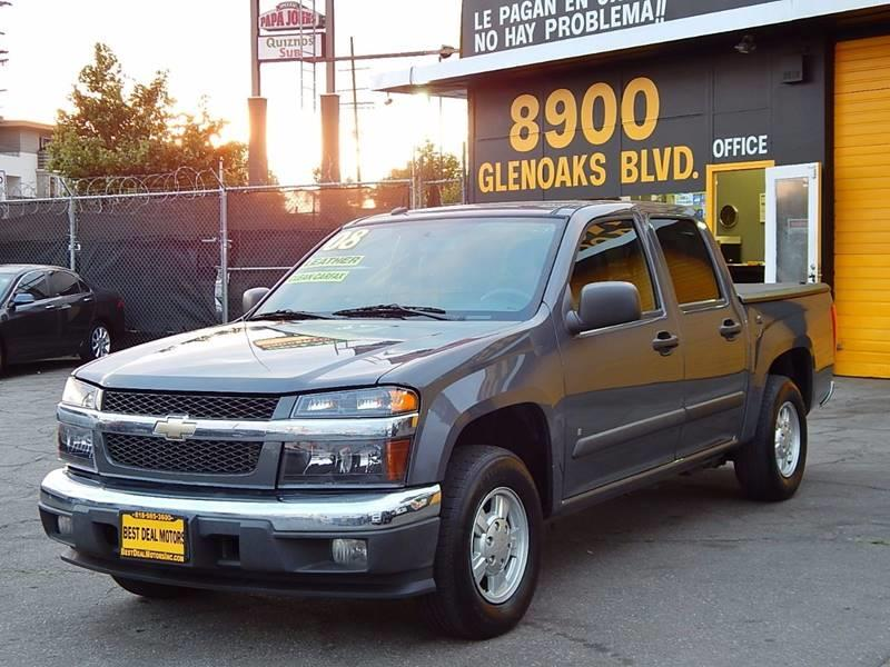 2008 Chevrolet Colorado for sale at Best Deal Motors - Used Cars and Trucks for sale in Sun Valley,  Los Angeles CA