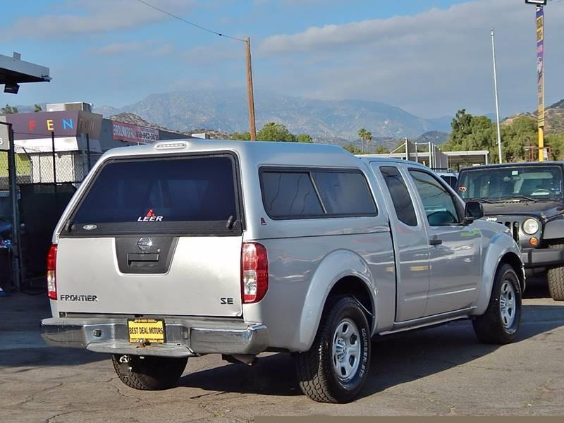 2010 Nissan Frontier for sale at Best Deal Motors - Used Cars and Trucks for sale in Sun Valley,  Los Angeles CA
