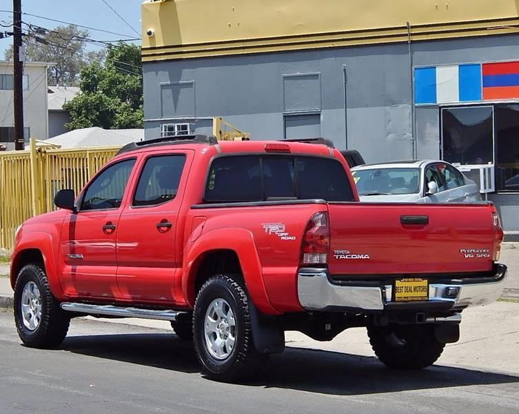 2007 Toyota Tacoma for sale at Best Deal Motors - Used Cars ,and Trucks for sale in Sun Valley,  Los Angeles CA