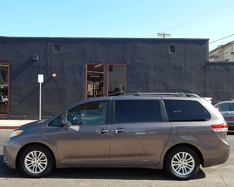 2011 Toyota Sienna for sale at Best Deal Motors - Used Cars ,and Trucks for sale in Sun Valley,  Los Angeles CA