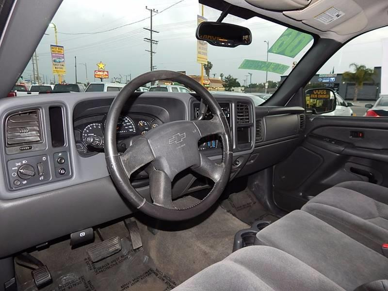 2006 Chevrolet Silverado 1500 for sale at Best Deal Motors - Used Cars ,and Trucks for sale in Sun Valley,  Los Angeles CA