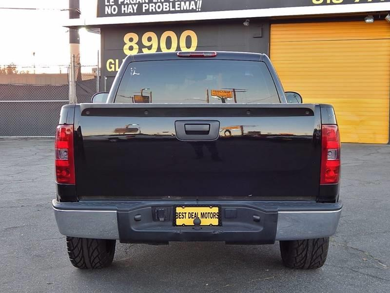 2008 Chevrolet Silverado 1500 for sale at Best Deal Motors - Used Cars ,and Trucks for sale in Sun Valley,  Los Angeles CA