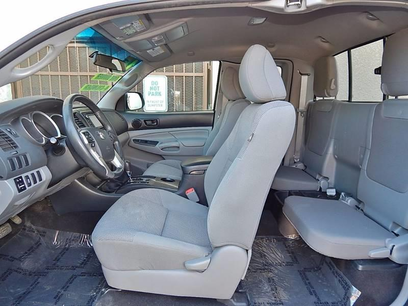 2014 Toyota Tacoma for sale at Best Deal Motors - Used Cars ,and Trucks for sale in Sun Valley,  Los Angeles CA