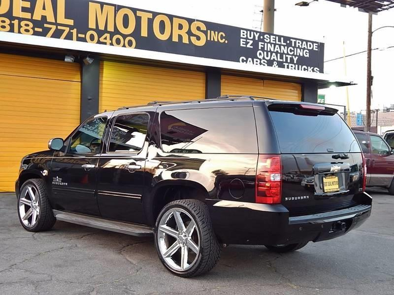2010 Chevrolet Suburban for sale at Best Deal Motors - Used Cars ,and Trucks for sale in Sun Valley,  Los Angeles CA