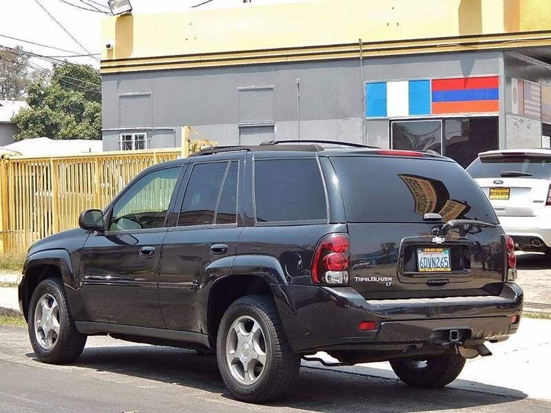 2009 Chevrolet TrailBlazer for sale at Best Deal Motors - Used Cars and Trucks for sale in Sun Valley,  Los Angeles CA