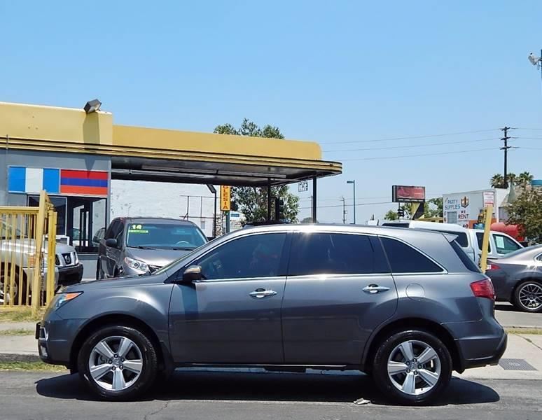 2011 Acura MDX for sale at Best Deal Motors - Used Cars and Trucks for sale in Sun Valley,  Los Angeles CA