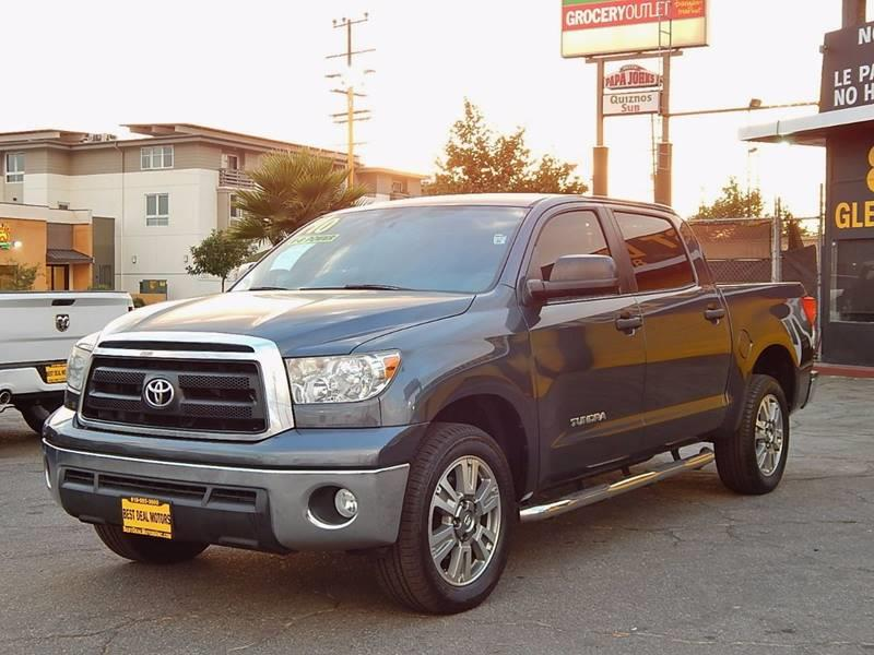2010 Toyota Tundra for sale at Best Deal Motors - Used Cars ,and Trucks for sale in Sun Valley,  Los Angeles CA