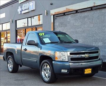 2007 Chevrolet Silverado 1500 for sale at Best Deal Motors - Used Cars and Trucks for sale in Sun Valley,  Los Angeles CA